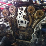 Chevy timing chains