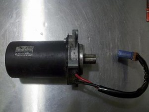 Electric Steering Motor Picture
