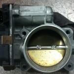 Electronic Throttle Body Picture