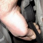 How To Replace Buick Park Avenue Belts