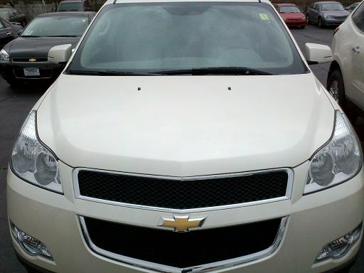 New 2011 Chevrolet Malibu Picture