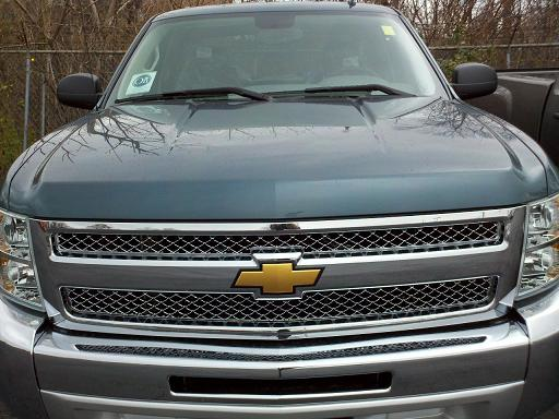 Picture of a Chevrolet Silverado 1500 truck