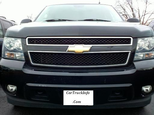 Chevy Silverado Picture