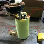 Chevy truck fuel Pump Assembly picture