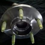 Chevy Silverado Wheel bearing also know as a hub bearing.