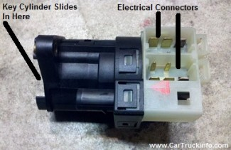 Ignition Switch E on 2001 Impala Engine Diagram