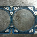 Chevy Impala Cylinder Head Gasket Leaking.