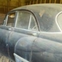 Oldsmobile 1949 left side