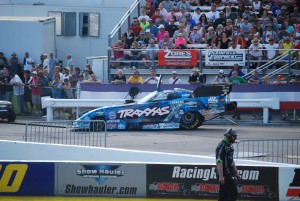 John Force Funny car Daragster- Traxxas